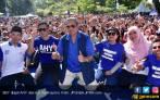 Bu Ani Pesan Batik Tulisan SBY dan AHY - JPNN.COM
