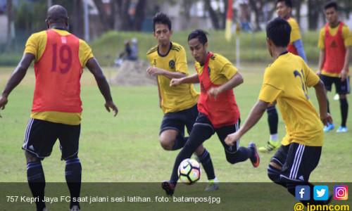 PSPS Jadi Lawan Pertama Kepri Jaya di Piala Indonesia 2018