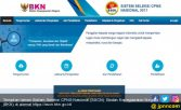 Pelamar Lowongan CPNS 2017 Sudah Tembus 1,1 Juta Orang - JPNN.COM