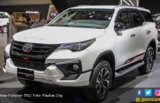 3 Mobil Toyota Jadi Penentu Kesuksesan Asian Games 2018 - JPNN.com