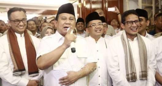 Elektabilitas Prabowo Ngadat, Anies Berpeluang jadi Capres - JPNN.COM