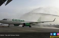 Citilink Lakukan Penerbangan Perdana di Bandara Internasional Yogyakarta - JPNN.com