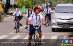 Program Baru, Rajin Naik Sepeda ke Sekolah Bakal Dapat Hadiah - JPNN.COM