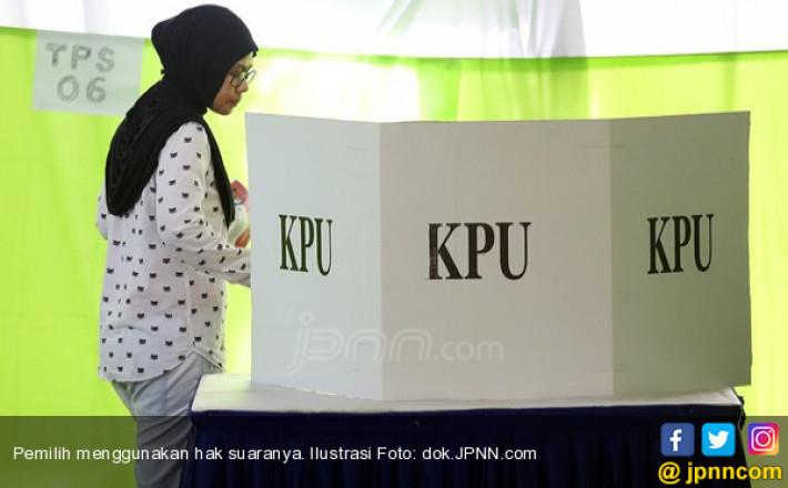 Tingkat Partisipasi Pemilih di Daerah Ini Rendah