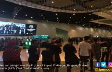 Fans Asal Indonesia Serbu Konser Foo Fighters di Thailand - JPNN.com