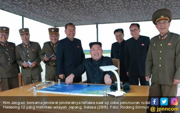 Ladeni Undangan Kim Jong-un, Trump Masuk Jebakan Korut - JPNN.com