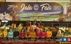 Jala Fair 2017: Korcab VII Kupang Raih Juara Keserasian Busana - JPNN.COM