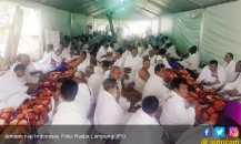 Hari Ini, 4.486 Jemaah Haji Mulai Masuk Asrama