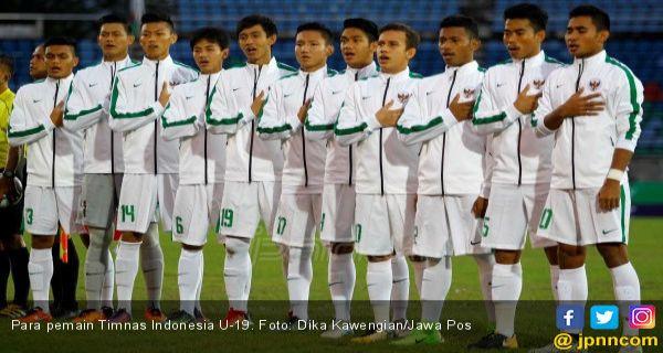 Timnas U 19 Indonesia Amankan Tiket Semifinal Piala Aff U 18
