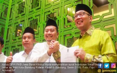 PPP Segera Gabung Barisan Pendukung Ridwan Kamil
