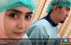 Ustaz Solmed Unggah Foto Istrinya, Wajah April Jadi Sorotan - JPNN.com
