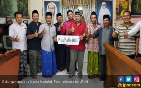 Asosiasi Kepala Desa di Tuban Dukung La Nyalla Jadi Gubernur