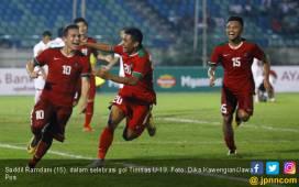 Egy dan Saddil Ramdani Dapat Pujian dari Pelatih Taiwan - JPNN.COM