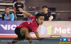 Aplaus! Ginting Singkirkan Chen Long di Malaysia Masters - JPNN.COM
