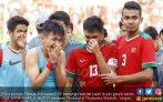 Semua Pemain Timnas Indonesia U-19 Menangis - JPNN.COM