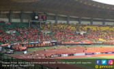 Persija Main di Kandang, Suporter Cuma Sebegini - JPNN.COM