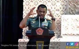 Presiden Jokowi Kalah Cepat dengan Panglima TNI - JPNN.COM
