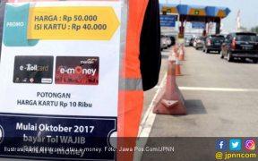 Isi Ulang e-Money di Bawah Rp 200 Ribu Tak Dikenai Biaya - JPNN.COM