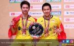 Lihat Keganasan Marcus/Kevin di Final Japan Open - JPNN.COM
