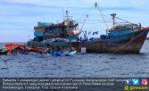 Lantamal XII Pontianak Laksanakan SAR Kapal Tenggelam - JPNN.COM