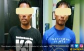Oalah, Dua Oknum Polisi Transaksi Sabu di SPBU - JPNN.COM