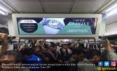 MacroAd Kelola Media Iklan Kereta Bandara - JPNN.COM