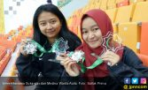Luar Biasa! Irene dan Medina Sumbang Perak - JPNN.COM