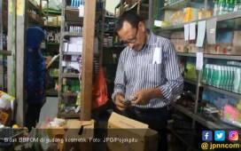 BPOM Sita Ribuan Krim Pemutih Kulit - JPNN.COM