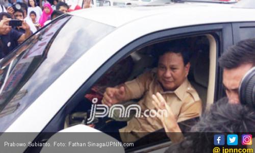 Prabowo Galang Dana, Konon demi Perjuangkan Rakyat