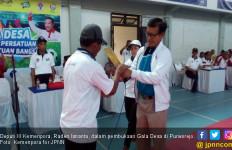 Raden: Gala Desa Menyentuh Langsung Kepada Masyarakat - JPNN.com