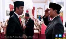 Rematch Jokowi & Prabowo Hanya Untungkan PDIP dan Gerindra