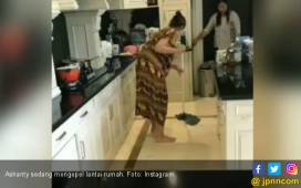 Ashanty Bisa Ngepel Lantai Gak? - JPNN.COM