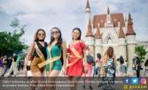 Dea Goezti Rizkita Mohon Dukungan Suara Masyarakat Indonesia - JPNN.COM