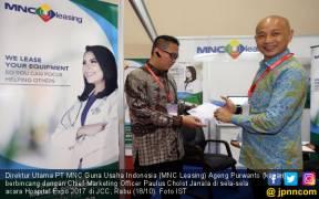 MNC Leasing Gencar Ekspansi di Sektor Pembiayaan Alkes - JPNN.COM