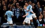 Sejarah, Manchester City Tumbangkan Napoli - JPNN.COM
