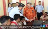 Pegawai Kanwil dan UPT Pemasyarakatan di Ambon Memang Manise - JPNN.COM
