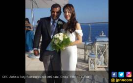 Inilah Gadis Korea Cantik, Istri Baru Bos AirAsia - JPNN.COM