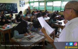 Guru Tidak Tetap Datangi DPRD, Protes Isi PP Manajemen PPPK - JPNN.COM