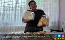 Tekuni Bisnis Kulit Pizza dan Burger, Gracia Kewalahan - JPNN.COM