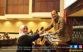 DPD RI Usulkan 9 RUU Prioritas ke Prolegnas 2018 - JPNN.COM