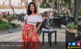 Tips Merawat Kecantikan Raga Ala Aline Adita - JPNN.COM