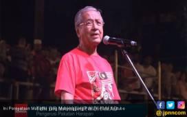 Ini Pernyataan Mahathir yang Menyinggung Pak JK - JPNN.COM