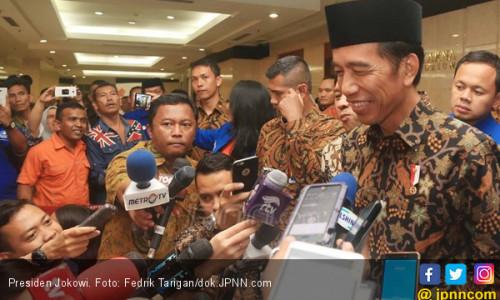 Jokowi-AHY Melawan Prabowo-Anies, Seru!