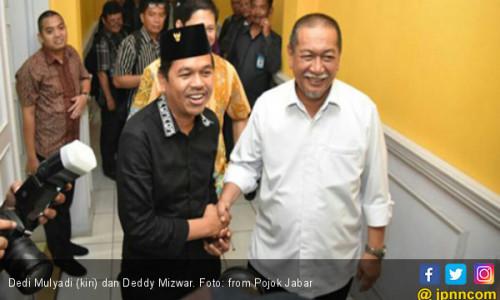 Dedi Mulyadi Targetkan Dapat 60 Persen Suara di Kota Bekasi