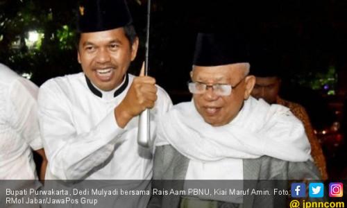 DPP Golkar Minta Dedi Mulyadi Lobi PDIP