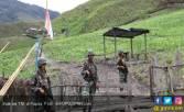 Kronologis Pasukan TNI Diberondong KKSB dari Bukit - JPNN.COM