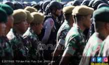 Hari Ini, TNI dan Polri Mengawal Ketat Pelaksanaan Coblosan Ulang di Jembrana