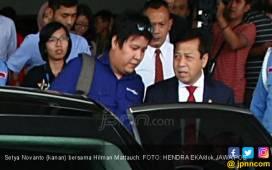 Tamu Misterius Setnov dan Upaya Gagal Menghadap Jokowi - JPNN.COM