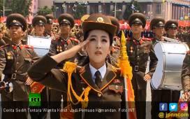 Cerita Sedih Tentara Wanita Korut: Jadi Pemuas Komandan - JPNN.COM