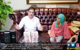 Pamer Uang Rp 1 Miliar, Sam Aliano Curigai Nikita Mirzani - JPNN.COM